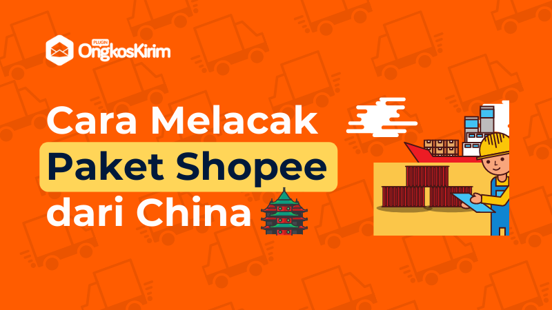 Cek Resi Standard Express Shopee dari China